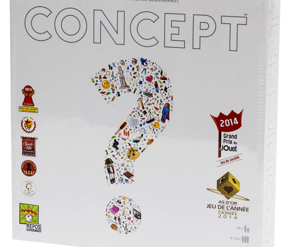 Le jeu du jeudi : Concept
