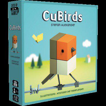 Le jeu du jeudi : Cubirds