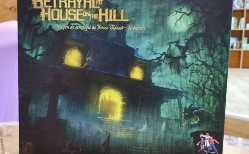 Le jeu du jeudi : betrayal at house on the hill