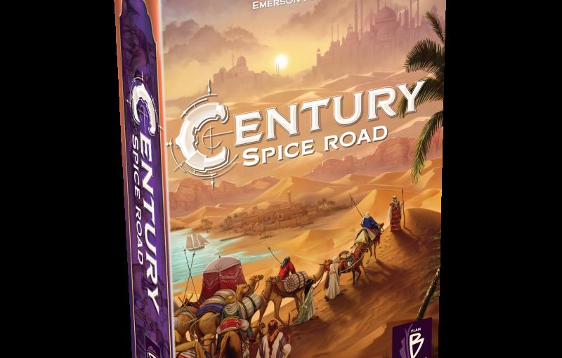 Jeu du jeudi : Century – la route des épices