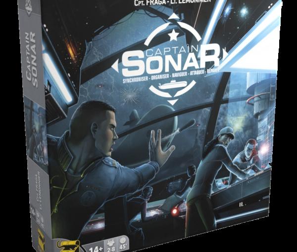 Le jeu du jeudi : Captain Sonar