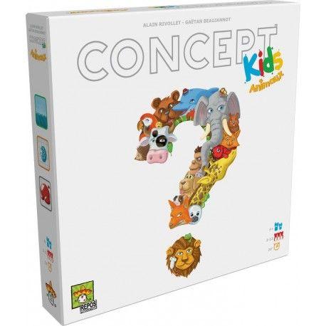 Le jeu du jeudi : Concept Kids Animaux